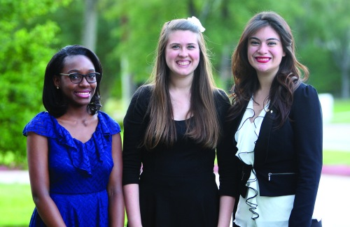 FACE 2014-15 scholarship recipients